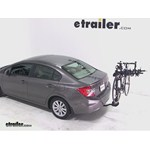 Swagman Titan Hitch Bike Rack Review - 2012 Honda Civic