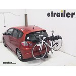 Swagman Titan Hitch Bike Rack Review - 2012 Honda Fit