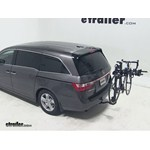 Swagman Titan Hitch Bike Rack Review - 2012 Honda Odyssey