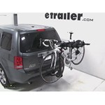 Swagman Titan Hitch Bike Rack Review - 2012 Honda Pilot