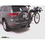 Swagman Titan Hitch Bike Rack Review - 2012 Jeep Grand Cherokee