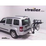 Swagman Titan Hitch Bike Rack Review - 2012 Jeep Liberty