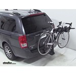 Swagman Titan Hitch Bike Rack Review - 2012 Kia Sedona