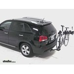 Swagman Titan Hitch Bike Rack Review - 2012 Kia Sorento