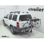 Swagman Titan Hitch Bike Rack Review - 2012 Nissan Xterra