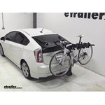 Swagman Titan Hitch Bike Rack Review - 2012 Toyota Prius