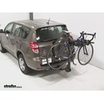 Swagman Titan Hitch Bike Rack Review - 2012 Toyota RAV4