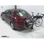 Swagman Titan Hitch Bike Rack Review - 2013 Acura ILX