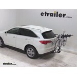 Swagman Titan Hitch Bike Rack Review - 2013 Acura RDX