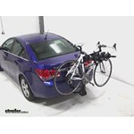 Swagman Titan Hitch Bike Rack Review - 2013 Chevrolet Cruze