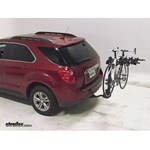 Swagman Titan Hitch Bike Rack Review - 2013 Chevrolet Equinox