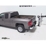 Swagman Titan Hitch Bike Rack Review - 2013 Chevrolet Silverado