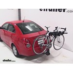 Swagman Titan Hitch Bike Rack Review - 2013 Chevrolet Sonic