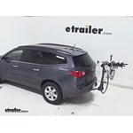 Swagman Titan Hitch Bike Rack Review - 2013 Chevrolet Traverse