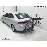 Swagman Titan Hitch Bike Rack Review - 2013 Dodge Dart