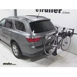Swagman Titan Hitch Bike Rack Review - 2013 Dodge Durango