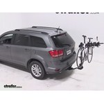 Swagman Titan Hitch Bike Rack Review - 2013 Dodge Journey