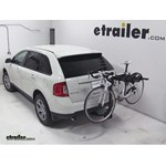 Swagman Titan Hitch Bike Rack Review - 2013 Ford Edge