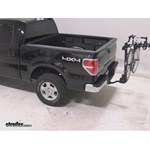 Swagman Titan Hitch Bike Rack Review - 2013 Ford F-150
