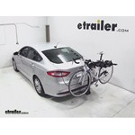 Swagman Titan Hitch Bike Rack Review - 2013 Ford Fusion