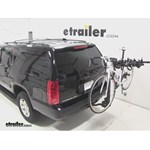 Swagman Titan Hitch Bike Rack Review - 2013 GMC Yukon XL