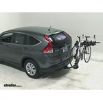 Swagman Titan Hitch Bike Rack Review - 2013 Honda CR-V