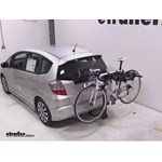 Swagman Titan Hitch Bike Rack Review - 2013 Honda Fit