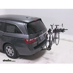 Swagman Titan Hitch Bike Rack Review - 2013 Honda Odyssey