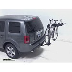 Swagman Titan Hitch Bike Rack Review - 2013 Honda Pilot