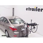 Swagman Titan Hitch Bike Rack Review - 2013 Hyundai Accent