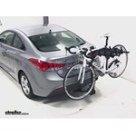 Swagman Titan Hitch Bike Rack Review - 2013 Hyundai Elantra