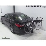Swagman Titan Hitch Bike Rack Review - 2013 Hyundai Sonata