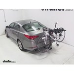 Swagman Titan Hitch Bike Rack Review - 2013 Kia Optima