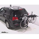 Swagman Titan Hitch Bike Rack Review - 2013 Kia Sorento