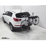 Swagman Titan Hitch Bike Rack Review - 2013 Kia Sportage
