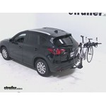 Swagman Titan Hitch Bike Rack Review - 2013 Mazda CX-5