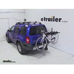 Swagman Titan Hitch Bike Rack Review - 2013 Nissan Xterra
