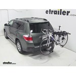 Swagman Titan Hitch Bike Rack Review - 2013 Toyota Highlander