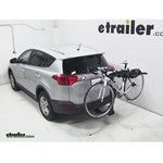 Swagman Titan Hitch Bike Rack Review - 2013 Toyota RAV4