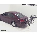 Swagman Titan Hitch Bike Rack Review - 2013 Volkswagen Passat