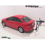 Swagman Titan Hitch Bike Rack Review - 2014 Chevrolet Cruze