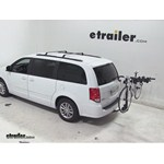 Swagman Titan Hitch Bike Rack Review - 2014 Dodge Grand Caravan