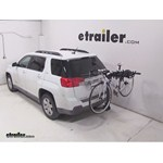 Swagman Titan Hitch Bike Rack Review - 2013 GMC Terrain