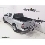 Swagman Titan Hitch Bike Rack Review - 2013 Toyota Tacoma
