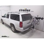 Swagman Titan Hitch Bike Rack Review - 2014 Chevrolet Suburban