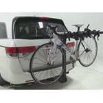 Swagman Titan Hitch Bike Rack Review - 2014 Honda Odyssey