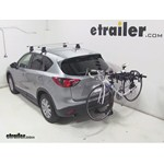 Swagman Titan Hitch Bike Rack Review - 2015 Mazda CX-5