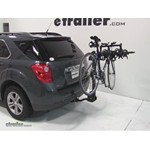 Swagman Titan Hitch Bike Rack Review - 2010 Chevrolet Equinox