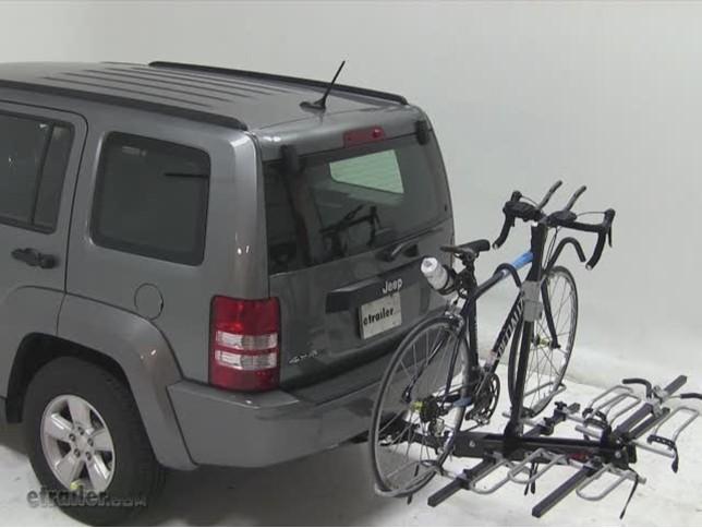 Will The Yakima Doubledown 4 Bike Rack Accommodate Mountain Bikes