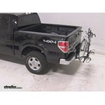 Swagman XTC2 Wheel Mount Hitch Bike Rack Review - 2013 Ford F-150